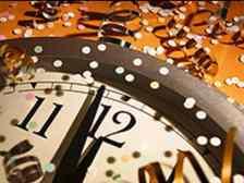 новый год в Абдулино